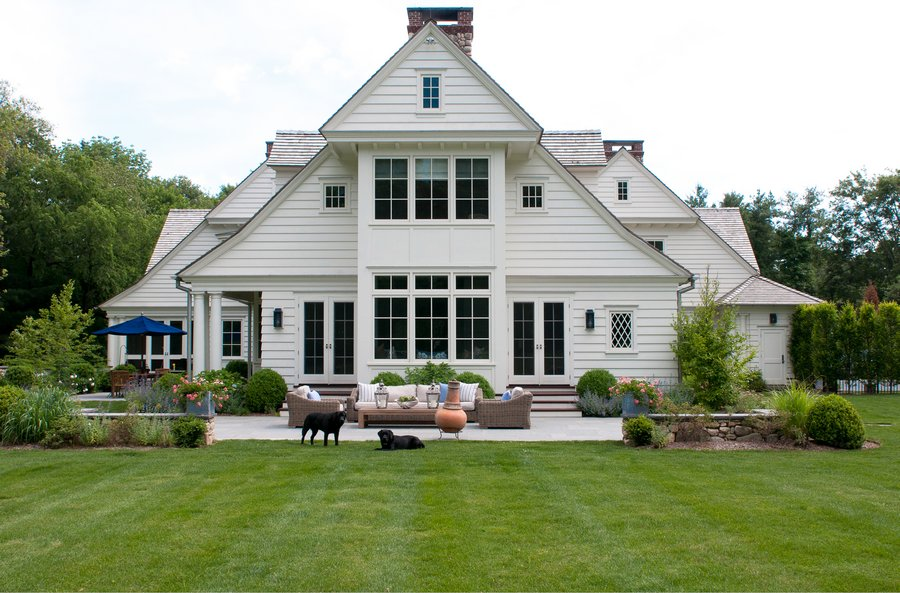 Sok aia architects sean o 39 kane ct new homes architect for Ct home builders